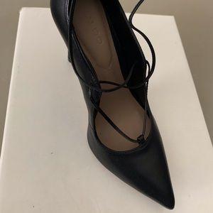 Aldo Black Heels - Worn Once